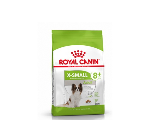 Royal Canin X-SMALL ADULT 8+, 500 г